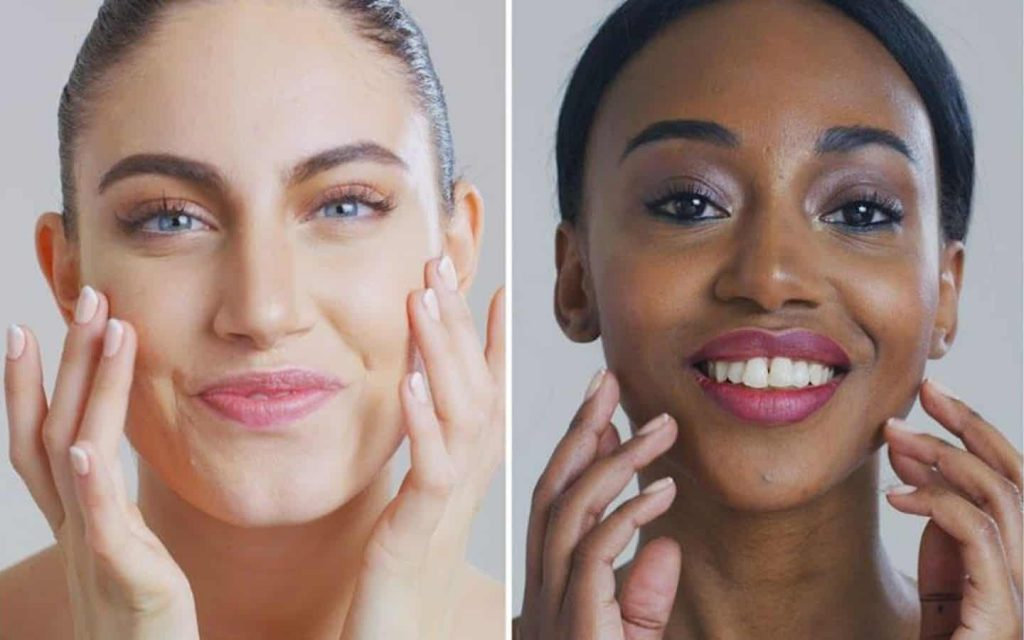 The push for skin color